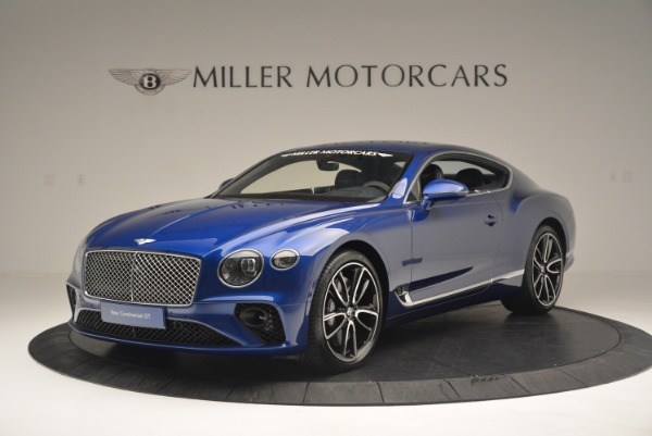 New 2020 Bentley Continental GT for sale Sold at Alfa Romeo of Greenwich in Greenwich CT 06830 2