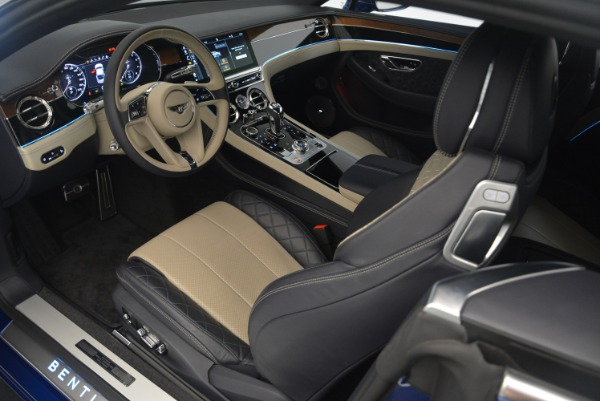 New 2020 Bentley Continental GT for sale Sold at Alfa Romeo of Greenwich in Greenwich CT 06830 27