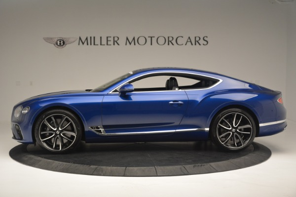 New 2020 Bentley Continental GT for sale Sold at Alfa Romeo of Greenwich in Greenwich CT 06830 3