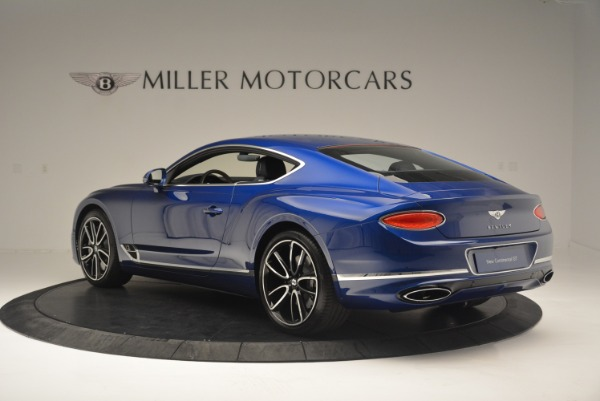New 2020 Bentley Continental GT for sale Sold at Alfa Romeo of Greenwich in Greenwich CT 06830 4