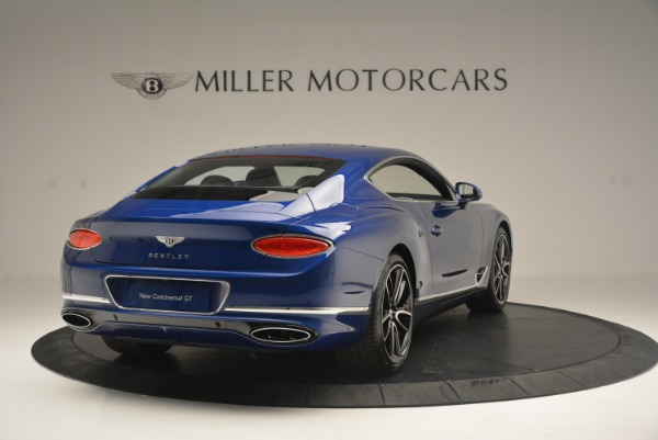 New 2020 Bentley Continental GT for sale Sold at Alfa Romeo of Greenwich in Greenwich CT 06830 7