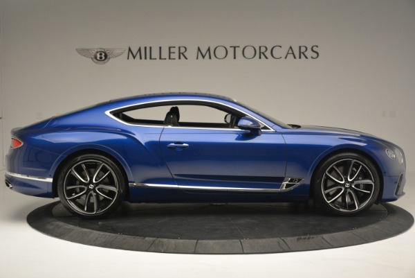 New 2020 Bentley Continental GT for sale Sold at Alfa Romeo of Greenwich in Greenwich CT 06830 9