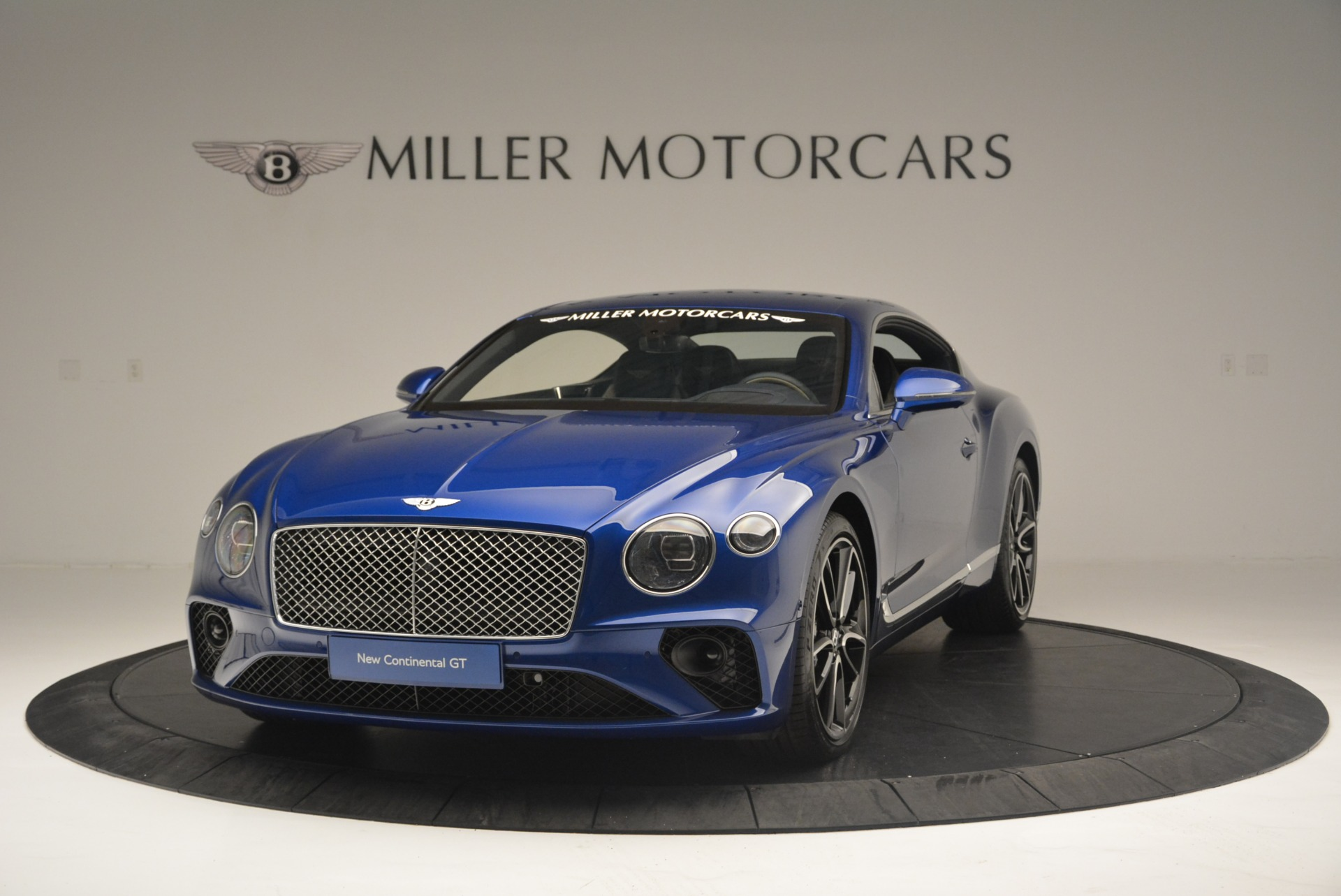 New 2020 Bentley Continental GT for sale Sold at Alfa Romeo of Greenwich in Greenwich CT 06830 1
