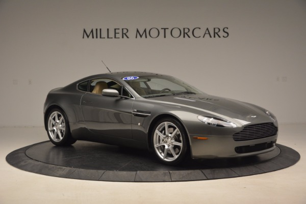 Used 2006 Aston Martin V8 Vantage for sale Sold at Alfa Romeo of Greenwich in Greenwich CT 06830 10
