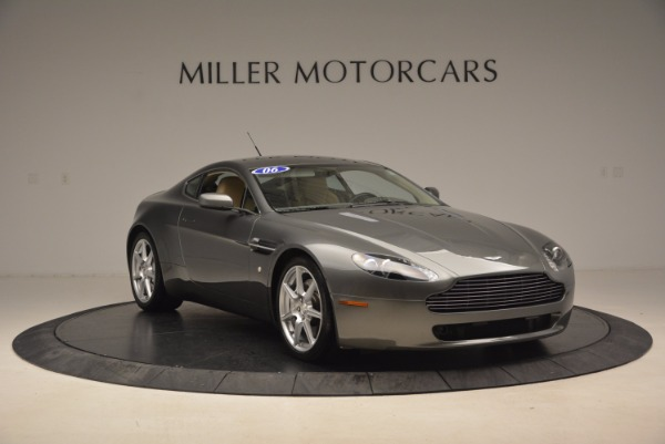 Used 2006 Aston Martin V8 Vantage for sale Sold at Alfa Romeo of Greenwich in Greenwich CT 06830 11
