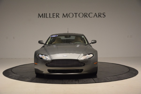 Used 2006 Aston Martin V8 Vantage for sale Sold at Alfa Romeo of Greenwich in Greenwich CT 06830 12