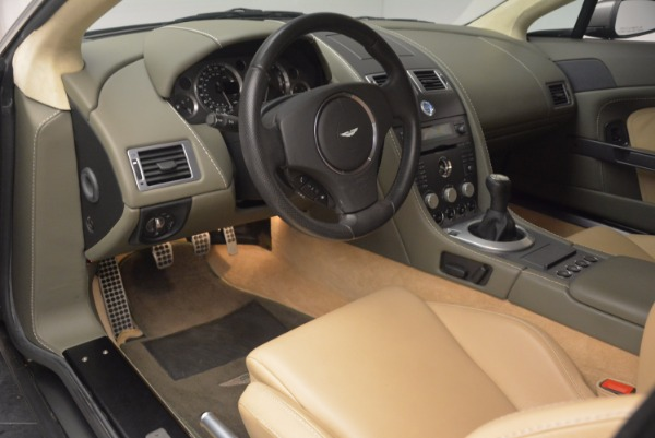 Used 2006 Aston Martin V8 Vantage for sale Sold at Alfa Romeo of Greenwich in Greenwich CT 06830 14