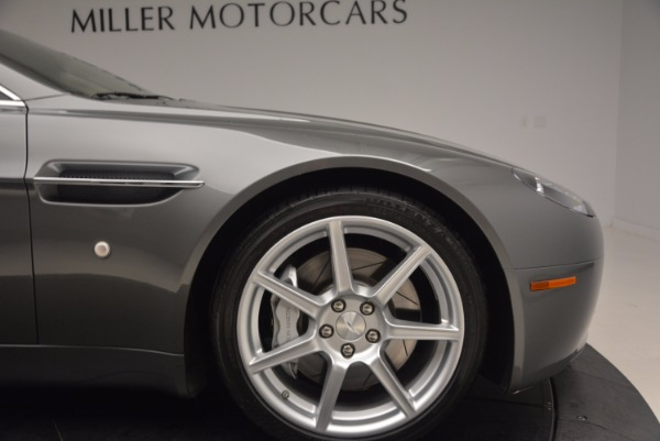 Used 2006 Aston Martin V8 Vantage for sale Sold at Alfa Romeo of Greenwich in Greenwich CT 06830 17