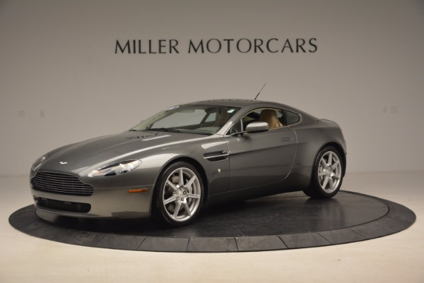 Used 2006 Aston Martin V8 Vantage for sale Sold at Alfa Romeo of Greenwich in Greenwich CT 06830 2