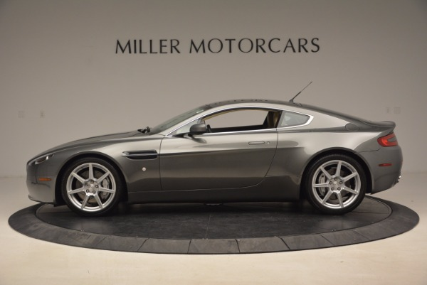 Used 2006 Aston Martin V8 Vantage for sale Sold at Alfa Romeo of Greenwich in Greenwich CT 06830 3