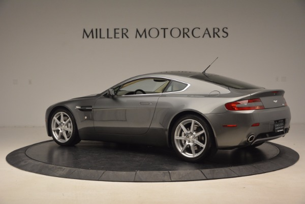 Used 2006 Aston Martin V8 Vantage for sale Sold at Alfa Romeo of Greenwich in Greenwich CT 06830 4