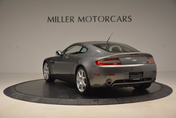 Used 2006 Aston Martin V8 Vantage for sale Sold at Alfa Romeo of Greenwich in Greenwich CT 06830 5