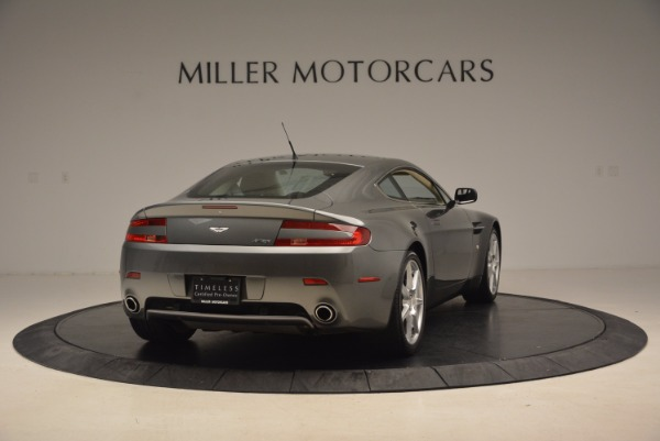 Used 2006 Aston Martin V8 Vantage for sale Sold at Alfa Romeo of Greenwich in Greenwich CT 06830 7
