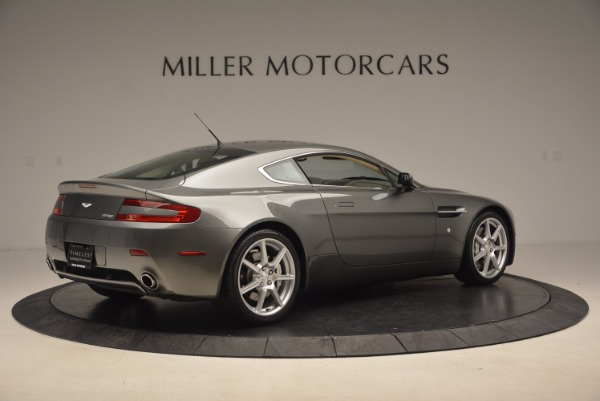 Used 2006 Aston Martin V8 Vantage for sale Sold at Alfa Romeo of Greenwich in Greenwich CT 06830 8