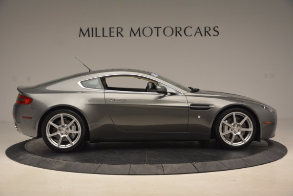 Used 2006 Aston Martin V8 Vantage for sale Sold at Alfa Romeo of Greenwich in Greenwich CT 06830 9