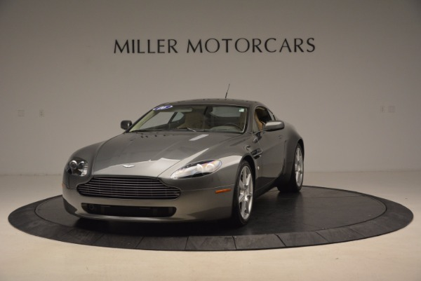 Used 2006 Aston Martin V8 Vantage for sale Sold at Alfa Romeo of Greenwich in Greenwich CT 06830 1