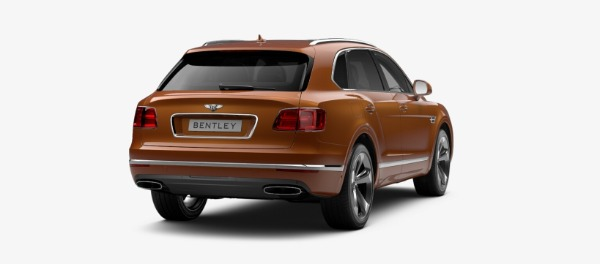 New 2018 Bentley Bentayga Signature for sale Sold at Alfa Romeo of Greenwich in Greenwich CT 06830 3