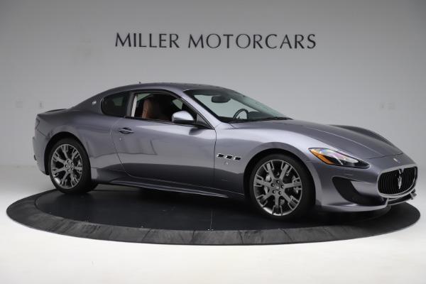 Used 2016 Maserati GranTurismo Sport for sale Sold at Alfa Romeo of Greenwich in Greenwich CT 06830 10