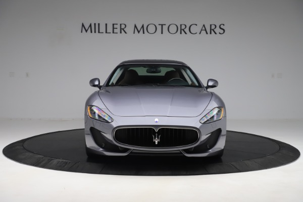 Used 2016 Maserati GranTurismo Sport for sale Sold at Alfa Romeo of Greenwich in Greenwich CT 06830 12