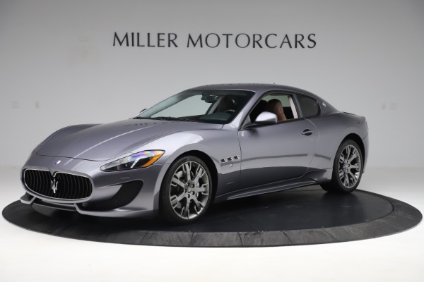 Used 2016 Maserati GranTurismo Sport for sale Sold at Alfa Romeo of Greenwich in Greenwich CT 06830 2