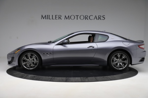 Used 2016 Maserati GranTurismo Sport for sale Sold at Alfa Romeo of Greenwich in Greenwich CT 06830 3
