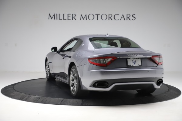 Used 2016 Maserati GranTurismo Sport for sale Sold at Alfa Romeo of Greenwich in Greenwich CT 06830 5