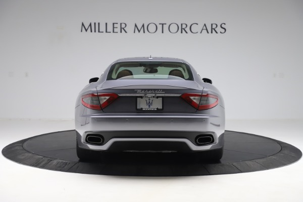 Used 2016 Maserati GranTurismo Sport for sale Sold at Alfa Romeo of Greenwich in Greenwich CT 06830 6