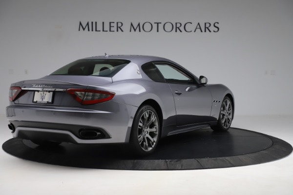 Used 2016 Maserati GranTurismo Sport for sale Sold at Alfa Romeo of Greenwich in Greenwich CT 06830 7