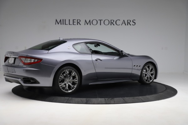 Used 2016 Maserati GranTurismo Sport for sale Sold at Alfa Romeo of Greenwich in Greenwich CT 06830 8