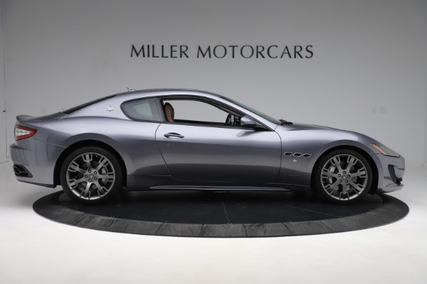 Used 2016 Maserati GranTurismo Sport for sale Sold at Alfa Romeo of Greenwich in Greenwich CT 06830 9