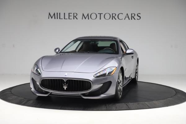 Used 2016 Maserati GranTurismo Sport for sale Sold at Alfa Romeo of Greenwich in Greenwich CT 06830 1