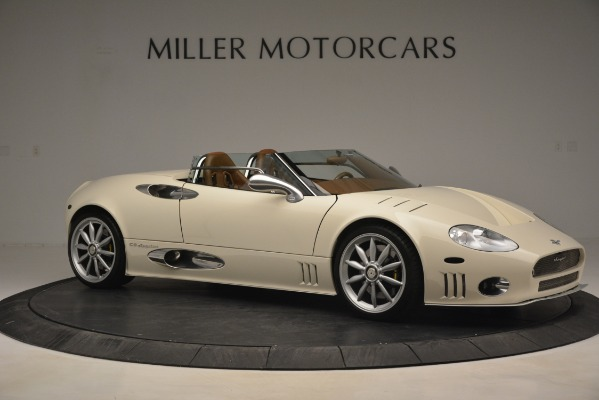 Used 2006 Spyker C8 Spyder for sale Sold at Alfa Romeo of Greenwich in Greenwich CT 06830 10