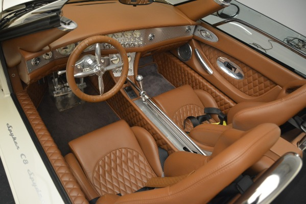 Used 2006 Spyker C8 Spyder for sale Sold at Alfa Romeo of Greenwich in Greenwich CT 06830 13