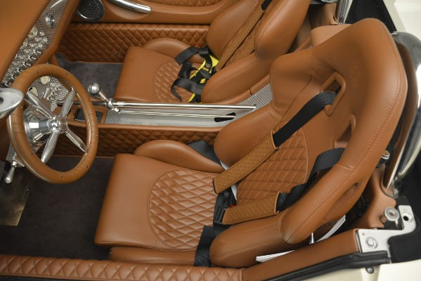 Used 2006 Spyker C8 Spyder for sale Sold at Alfa Romeo of Greenwich in Greenwich CT 06830 19
