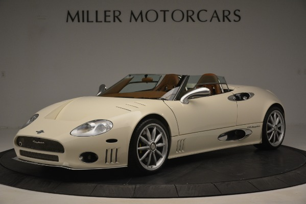 Used 2006 Spyker C8 Spyder for sale Sold at Alfa Romeo of Greenwich in Greenwich CT 06830 2