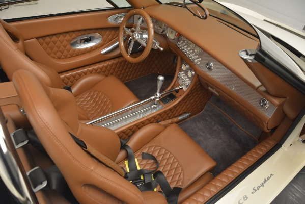 Used 2006 Spyker C8 Spyder for sale Sold at Alfa Romeo of Greenwich in Greenwich CT 06830 21