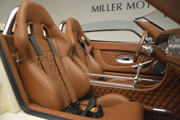 Used 2006 Spyker C8 Spyder for sale Sold at Alfa Romeo of Greenwich in Greenwich CT 06830 23