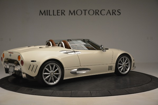 Used 2006 Spyker C8 Spyder for sale Sold at Alfa Romeo of Greenwich in Greenwich CT 06830 8