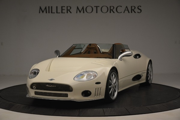 Used 2006 Spyker C8 Spyder for sale Sold at Alfa Romeo of Greenwich in Greenwich CT 06830 1