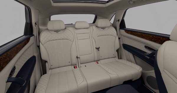 New 2018 Bentley Bentayga Signature for sale Sold at Alfa Romeo of Greenwich in Greenwich CT 06830 9