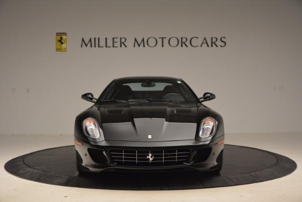 Used 2008 Ferrari 599 GTB Fiorano for sale Sold at Alfa Romeo of Greenwich in Greenwich CT 06830 12