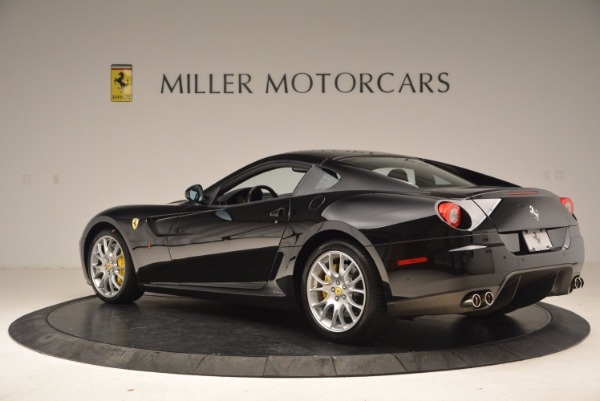 Used 2008 Ferrari 599 GTB Fiorano for sale Sold at Alfa Romeo of Greenwich in Greenwich CT 06830 4