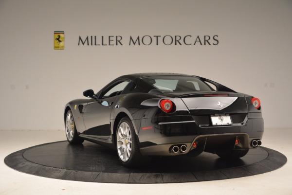 Used 2008 Ferrari 599 GTB Fiorano for sale Sold at Alfa Romeo of Greenwich in Greenwich CT 06830 5