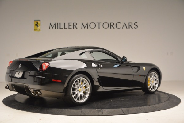 Used 2008 Ferrari 599 GTB Fiorano for sale Sold at Alfa Romeo of Greenwich in Greenwich CT 06830 8