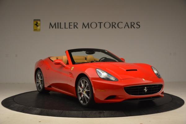 Used 2010 Ferrari California for sale Sold at Alfa Romeo of Greenwich in Greenwich CT 06830 11
