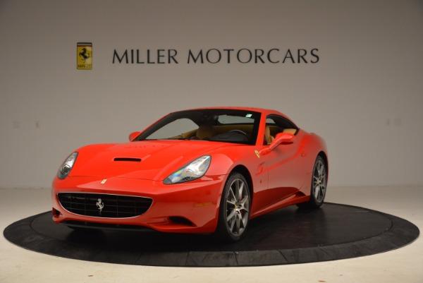 Used 2010 Ferrari California for sale Sold at Alfa Romeo of Greenwich in Greenwich CT 06830 13