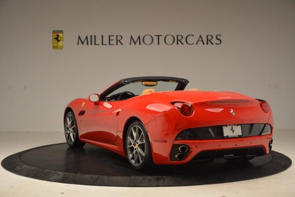 Used 2010 Ferrari California for sale Sold at Alfa Romeo of Greenwich in Greenwich CT 06830 5