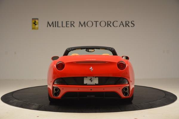 Used 2010 Ferrari California for sale Sold at Alfa Romeo of Greenwich in Greenwich CT 06830 6