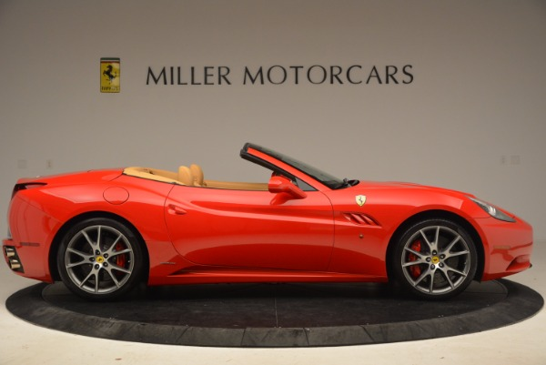 Used 2010 Ferrari California for sale Sold at Alfa Romeo of Greenwich in Greenwich CT 06830 9