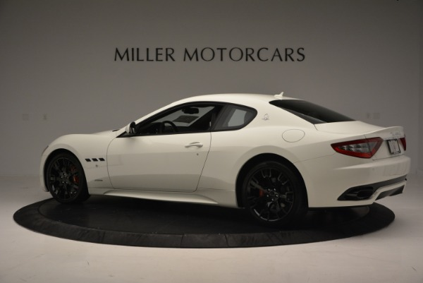 New 2016 Maserati GranTurismo Sport for sale Sold at Alfa Romeo of Greenwich in Greenwich CT 06830 3